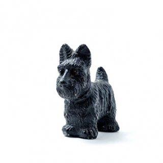 1950年代 ヴィンテージ オブジェ 犬 ブラック アメリカ