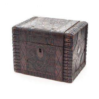 1930年代 ヴィンテージ 木箱 ウッドケース アメリカ