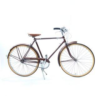 ラレー スポーツ Raleigh Sports ヴィンテージシティバイク(ボルドー) ビンテージ自転車