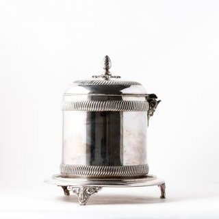 イギリス ヴィクトリア朝 の 銀食器 アイスペール Silver  Ice Bucket