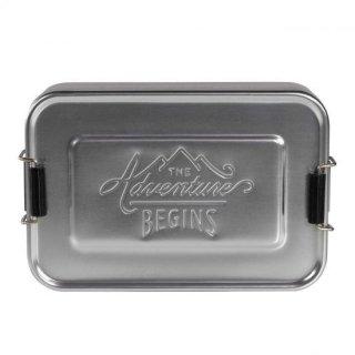 アルミニウム ランチボックス(Aluminium Lunch Tin)弁当箱 -Gentlemen's Hardware -