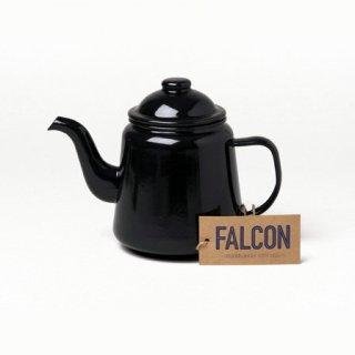 ホーロー ティーポット TEA POT(ファルコン琺瑯 )ブラック | FALCON