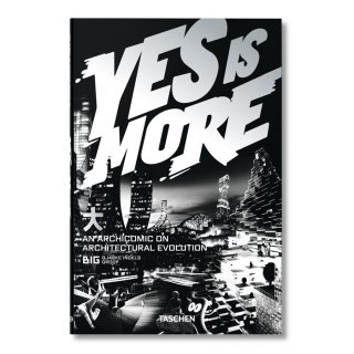Yes is More. An Archicomic on Architectural Evolution(TACHEN) 洋書