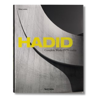 Hadid. Complete Works 1979-today(TACHEN) 洋書