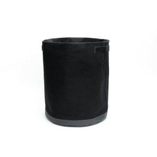 キャンバス スモールプランターカバー(ブラック)  | GENERAL SUPPLY
