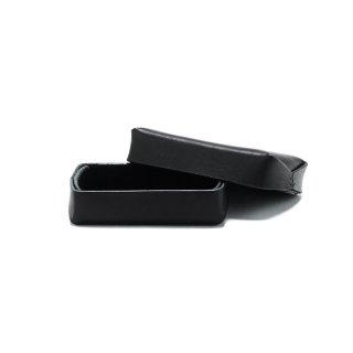 レザー スモールボックス(小物入れ)(ブラック)    GENERAL SUPPLY