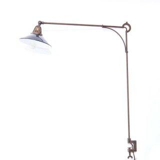 イタリア アンティーク デスクランプ(デスクライト) Desk Lamp