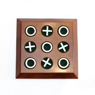 ヴィンテージ ボードゲーム(マルバツゲーム)