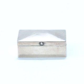 ナバホ族 ハンドメイドピルケース (sterling silver)