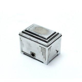 アンティーク メタルシガレットボックス イギリス