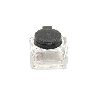ヴィンテージ ガラス インク ボトル