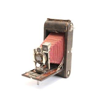 コダック社製 アンティーク 折りたたみ式 カメラ(フォールディングカメラ)