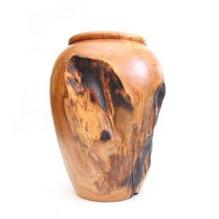 ウッドポット 木製 オブジェ