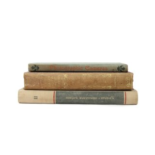 アンティーク 洋書 ・ 洋古書 3冊セット スモールサイズ