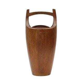 ヴィンテージ 木製 花桶 花バケツ