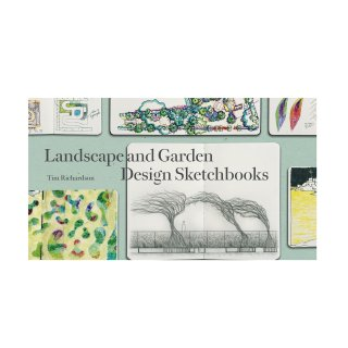 Landscape and Garden Design Sketchbooks 洋書