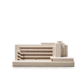 Isokon Building 建物 オブジェ │ Chisel & Mouse