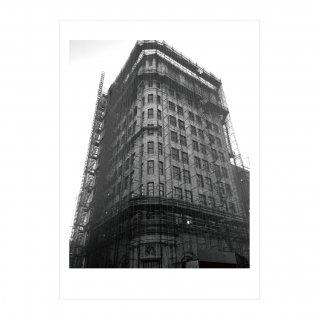 アートポスター「ビルディング」 (012)  | GENERAL SUPPLY