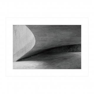 アートポスター「カーブ」 (014)  | GENERAL SUPPLY