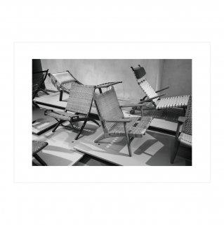 アートポスター「チェア」 (027) | GENERAL SUPPLY
