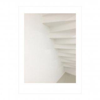 アートポスター「ホワイトステップ」(030) | GENERAL SUPPLY