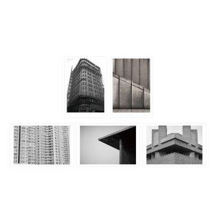 ポストカード 5枚セット  「ビルディング」  | GENERAL SUPPLY