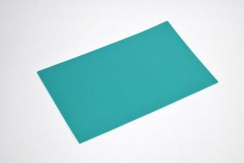 長方形シート 200mm×330mm×2mm グリーン
