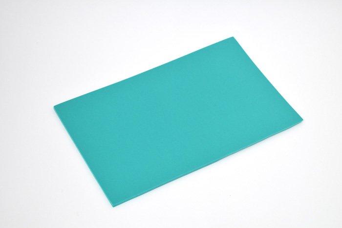 長方形シート 200mm×330mm×5mm グリーン
