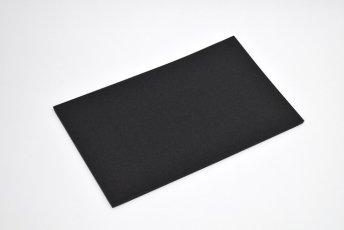 長方形シート 200mm×330mm×5mm ブラック