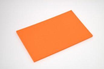 長方形シート 200mm×330mm×10mm オレンジ