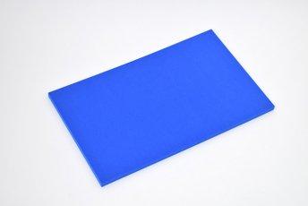 長方形シート 200mm×330mm×10mm ブルー