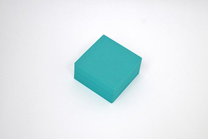 正方形 100mm×100mm×50mm グリーン