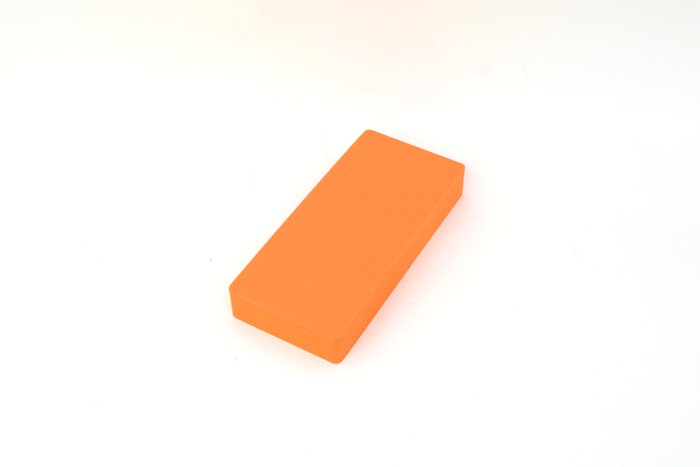 ハーフレンガ 30mm×95mm×210mm オレンジ