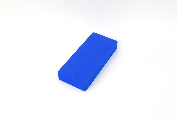ハーフレンガ 30mm×95mm×210mm ブルー