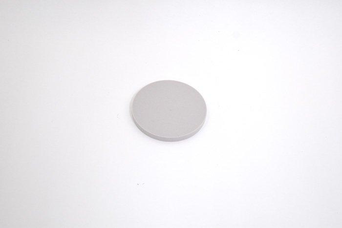 丸型 直径100mm×厚さ10mm グレー