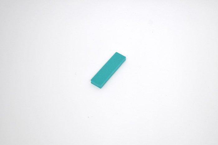 チップタイプ 95mm×25mm×10mm グリーン