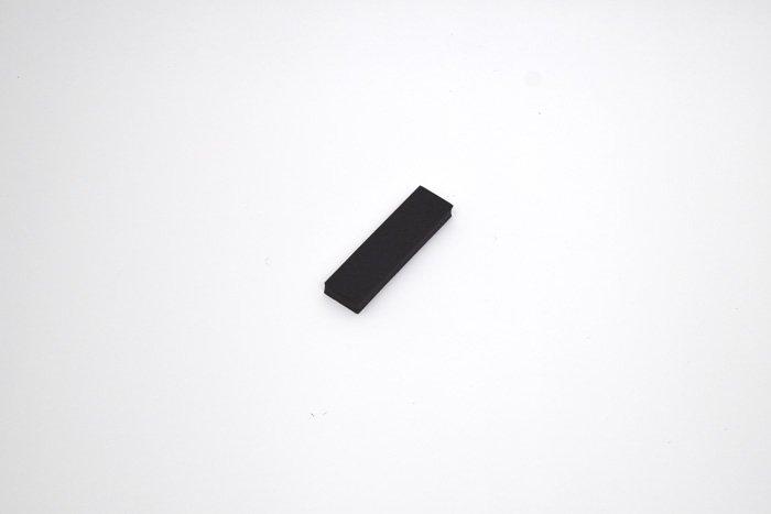 チップタイプ 95mm×25mm×10mm ブラック