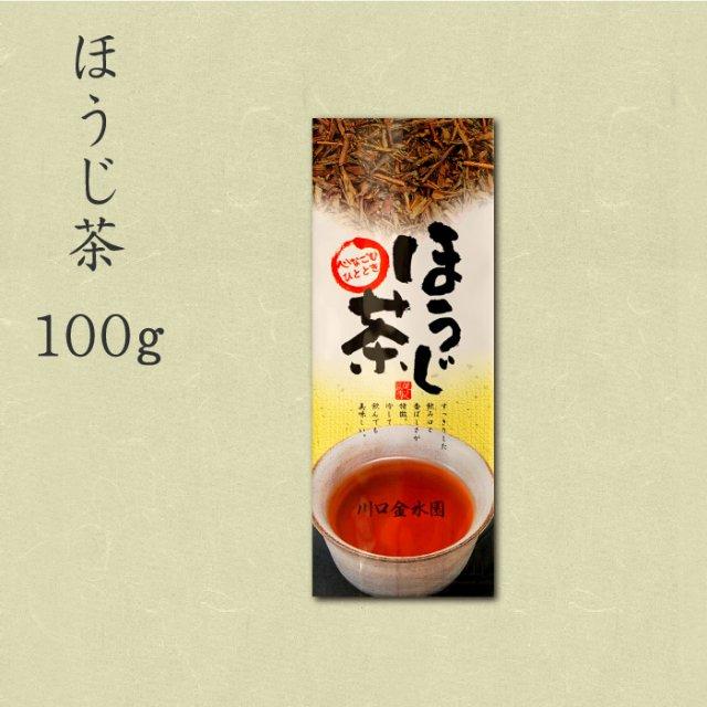 ほうじ茶100g