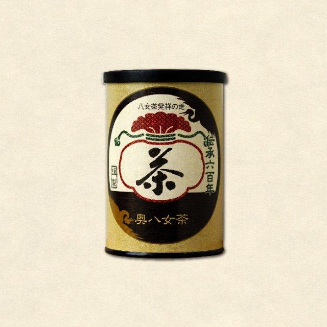【10月1日より発送】蔵出し茶 伝承六百年 熟成茶 100g