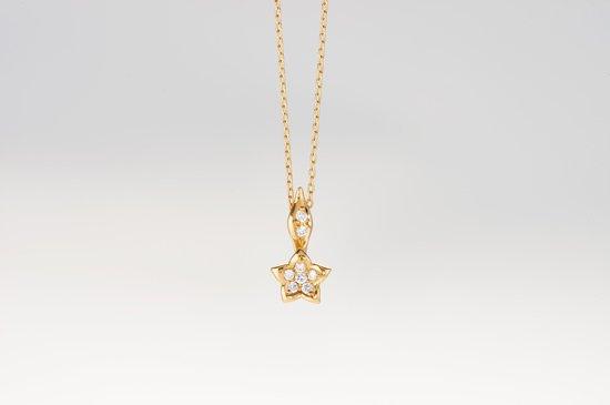 small kikyo necklace
