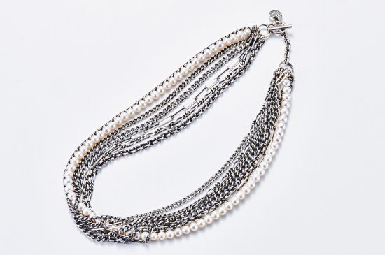 BUNDLED 6 CHAINS-NECKLACE