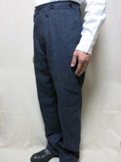 dapper's   V-Shaped Slit Classic Trousers LOT1099
