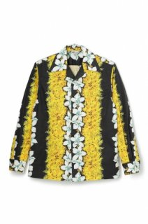<img class='new_mark_img1' src='https://img.shop-pro.jp/img/new/icons26.gif' style='border:none;display:inline;margin:0px;padding:0px;width:auto;' />Attractions   ART009 FLOWER ST L/S SHIRT BLK