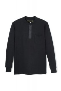 <img class='new_mark_img1' src='https://img.shop-pro.jp/img/new/icons25.gif' style='border:none;display:inline;margin:0px;padding:0px;width:auto;' />Attractions   Lot.515 HENLEY NECK THERMAL BK