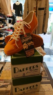 <img class='new_mark_img1' src='https://img.shop-pro.jp/img/new/icons25.gif' style='border:none;display:inline;margin:0px;padding:0px;width:auto;' />Dappers Brand Canvas Sneakers Type Low Cut LOT1403