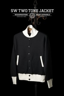 <img class='new_mark_img1' src='https://img.shop-pro.jp/img/new/icons2.gif' style='border:none;display:inline;margin:0px;padding:0px;width:auto;' />Attractions     Lot.683 SW Two Tone Jacket -Black-