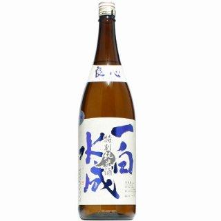【日本酒】一白水成 特別純米 良心 1800ml