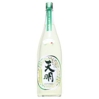 【日本酒】天明 中取り壱号 純米 おりがらみ 生 1800ml