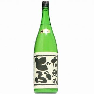 【日本酒】初霞 純米 生もと 大和のどぶ 1800ml