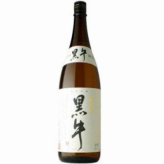【日本酒】黒牛 純米酒 1800ml